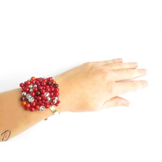 Spiral zapestnica/bracelet