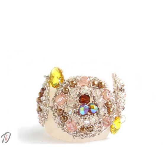 Pink zapestnica/bracelet