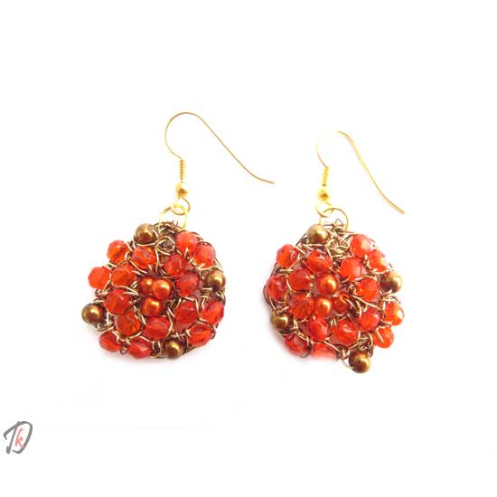 Aventura uhani/earrings