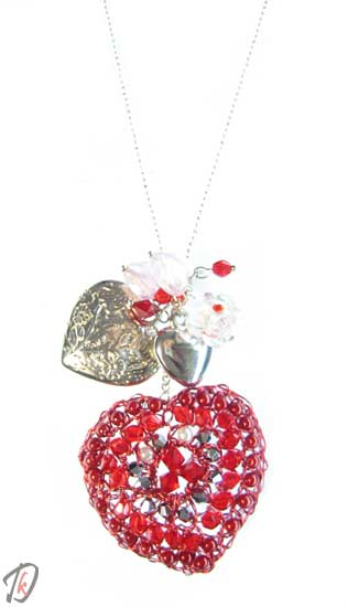 Valentine ogrlica/necklace