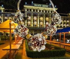 Bozicno-Novoletni sejem Hotel Kempinski in nakit Dk