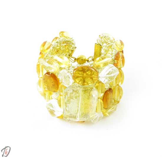 Golden seducer zapestnica/bracelet