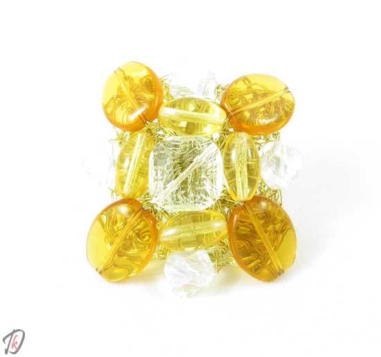 Golden seducer prstan/ring