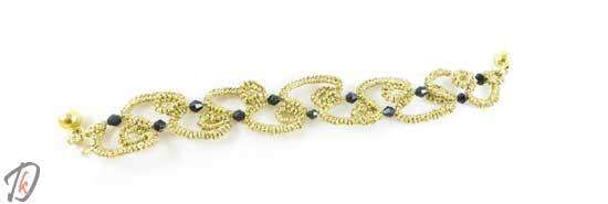 Lace Gold prestige zapestnica/bracelet