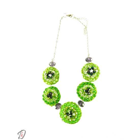 Ogrlica Green