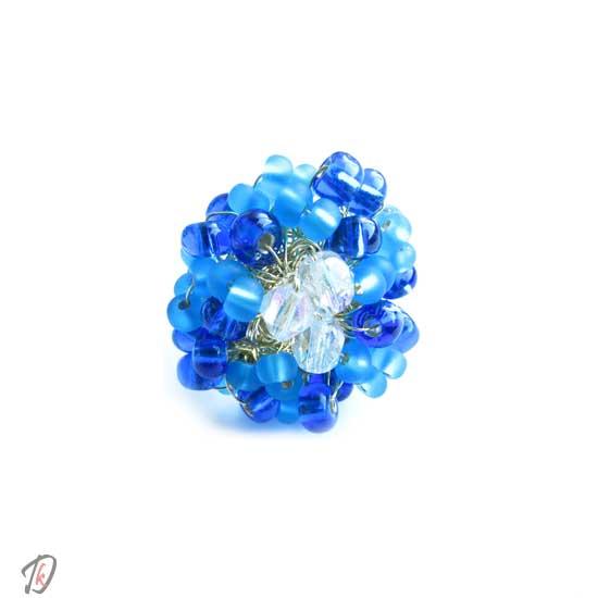 Prstan-Blue