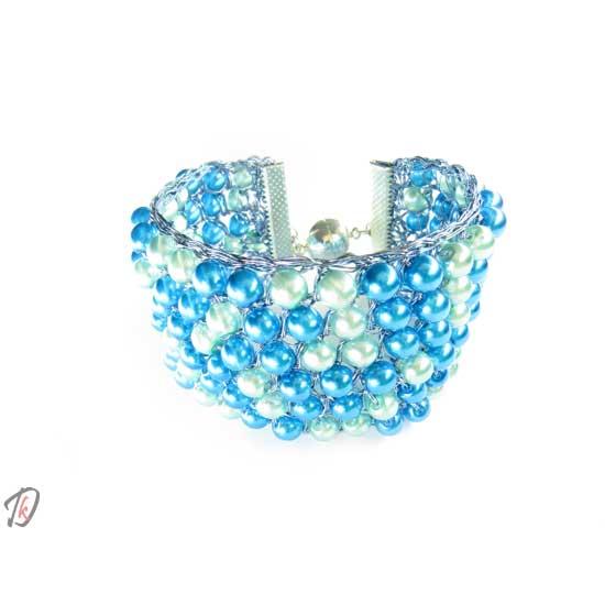 Zapestnica blue