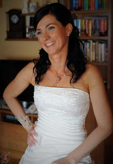 Wedding zapestnica/bracelet