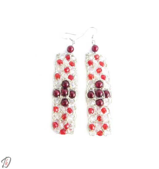 Blossom uhani/earrings