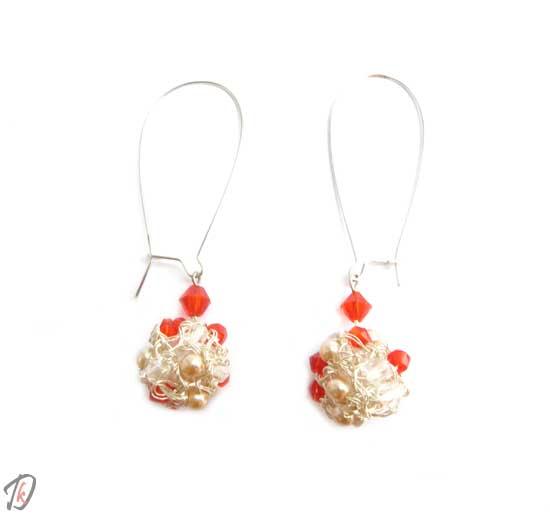 Loop uhani/earrings
