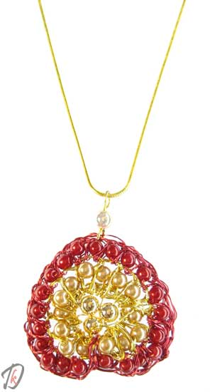 Valentine ogrlica/necklace