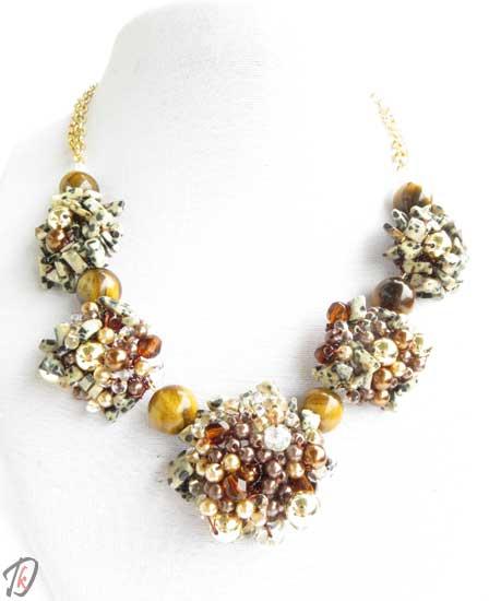 Leopard ogrlica/necklace