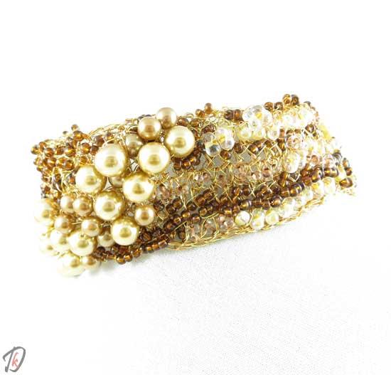 Gold temptress ogrlica/necklace