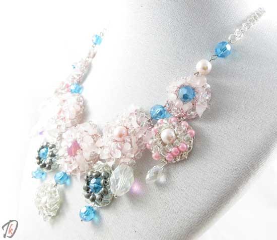 Rožavec ogrlica/necklace